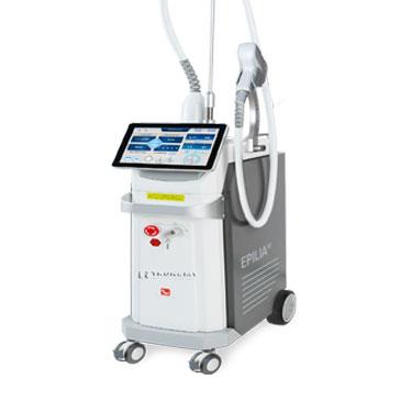 دستگاه لیزر دایود اپیلیا آراف Diode Laser Epilia RF